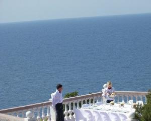 Организация и проведение мероприятий, свадьба в Крыму, выездная регистрация брак