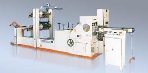 Оборудование для производства салфеток и туалетной бумаги. - Оборудование для пр