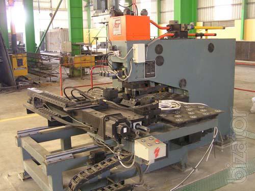 CNC Plate Punching/Drilling Machine - CJ100/CJZ100