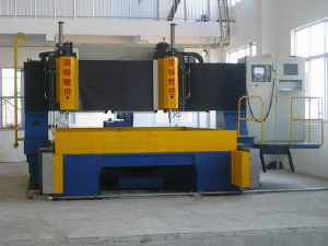 CNC Drilling Machine for Tubesheet - GBGZ