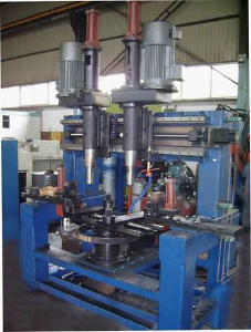 CNC Flange Drilling Machine - FL1200