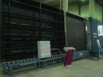 Стеклопакетные линии LISEC - Стеклопакетная линия Lisec 2500 Х 3500 с газ прессо