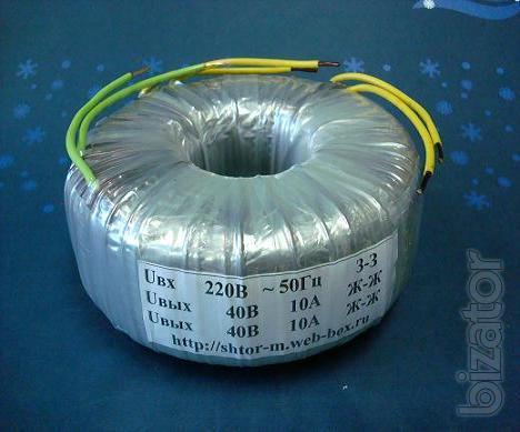Трансформатор для аудиотехники - Силовой трансформатор