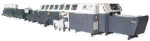Автоматические многокареточные термоклеевые машины конвейерного типа - Challenge