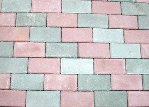 Дорожно-тротуарные покрытия - Плитка тротуарная