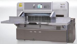 Бумагорезательное оборудование - Бумагорезательная машина YKW115B