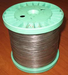 Нихром, медь, бронза - Проволока нихромовая, х20н80, ГОСТ 8803-89, Х20Н80-ВИ, Х2
