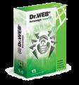 Антивирусная защита для ПК. - Dr.Web Антивирус 6.0, 1 ПК, 1 год, BOX