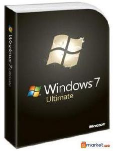 Операционные системы - Windows 7 Ultimate