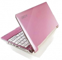 компьютерная техника - Ноутбук ACER One AOD250HD-0Br Розовый , LU.S970B.075