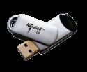 компьютерная техника - Флешка Rundisk 4Gb USB2.0