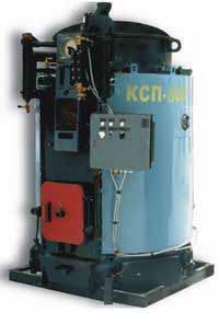 Котлы паровые - Котел парообразователь КСП-750(850)
