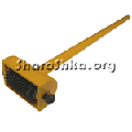 Шарошкодержатель (оправка или державка для шарожки) D35