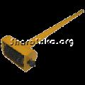 Шарошкодержатель (оправка или державка для шарожки) D38