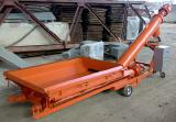 Оборудование для разгрузки вагонов-хопперов - Лоток подкатной для разгрузки ваго
