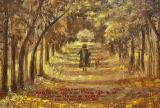 Картина - Сады Версаля