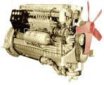 7Д6-150 Судовой двигатель