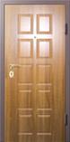 Входные металлические двери - Входная металлическая дверь c 2-х сторонней отделк