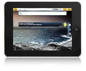 Android 2.2 8 inch Tablet PC - 80F1