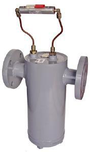 Газовое оборудование - ФГМ-50, Фильтр газовый с индикацией загрязнения