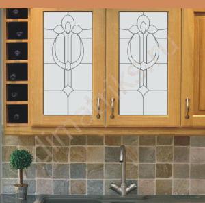 витражи - Кухонные фасады