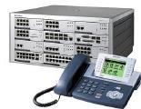 """АТС OfficeServ-7000 Samsung - любые конфигурации """"под ключ"""" - АТС OfficeServ-740"""