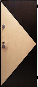 Стальные входные двери - Стальная дверь СТАЛ 65-432 (N J2791)