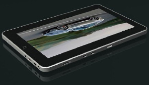 Android 2.2 10 inch Tablet PC 1004A US$159 - 1004A