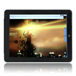 Android 2.2 9.7 inch Tablet PC 90T1 US$269 - 90T1
