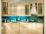 Кухонная мебель из дерева - Кухня из дерева № 31