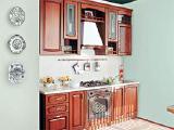 Кухонная мебель из дерева - Кухня из дерева № 33