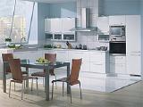 Кухонная мебель из МДФ крашенного - Кухня крашенная № 24
