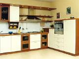Кухонная мебель из МДФ - Кухня МДФ № 3