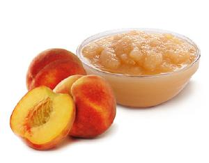 Томатная паста, пюре яблочное, пюре персиковое - Персиковое пюре 28-30 %