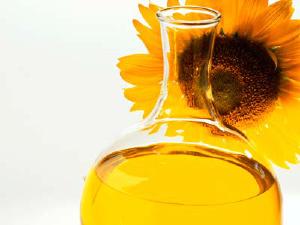 Масло подсолнечное - масло подсолнечное нерафинированное