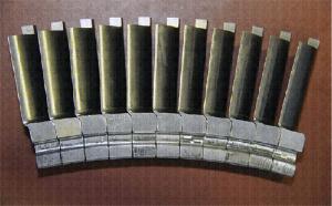 Лопатки паровых турбин - 1