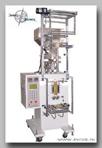 Фасовочно-упаковочные автоматы DXDK для сыпучих (гранулированных) продуктов - DX