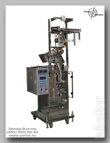 Фасовочно-упаковочные автоматы DXDP для мелкоштучных продуктов - DXDP-60 C