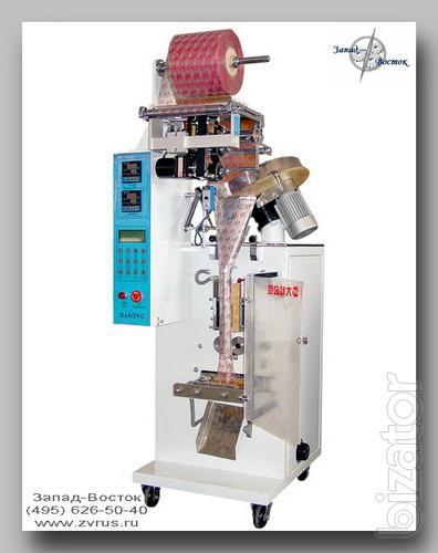 Фасовочно-упаковочные автоматы DXDP для мелкоштучных продуктов - DXDP-60 II