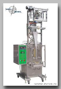 Фасовочно-упаковочные автоматы DXDL для жидких (пастообразных) продуктов - Фасов