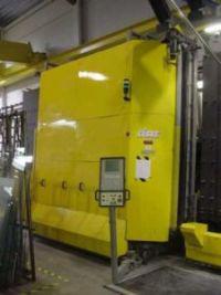 Стеклопакетные линии Lisec Б/У - Стеклопакетная линия Lisec 2500Х3500 с газ прес