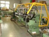 Центры распила и обработки ПВХ профиля Schirmer - Schirmer автомат для распиловк