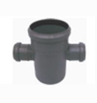 Фитинги полипропиленовые для канализации - Крестовина ПП канализационная