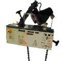 Заточные станки для пильных цепей  и ленточных пил - Заточное устройство с ЧПУ T