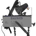 Заточные станки для пильных цепей  и ленточных пил - Заточное устройство с ручны