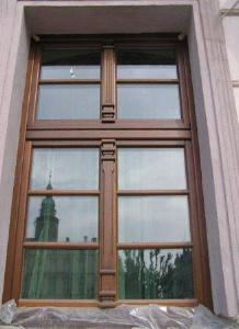 Окна деревянные Urzedowski евробрус сосна, дуб, меранти, сосна-дуб - Евроокна ст