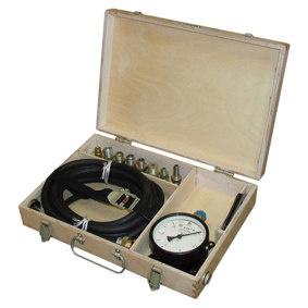 Поворотное устройство ППС, Прибор измерения давления в пневмоприводе СО112, Приб