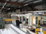 Пильно обрабатывающие центы Б/У - Центр распила и обработки профиля Schirmer Tип