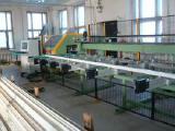 Пильно обрабатывающие центы Б/У - Распиловочный центр Rapid с одним пильным диск