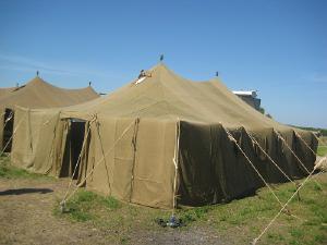армейские палатки - Армейская палатка ПБ-20